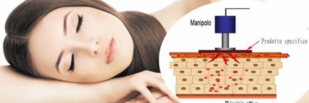 Elettroporazione il trattamento estetico senza aghi